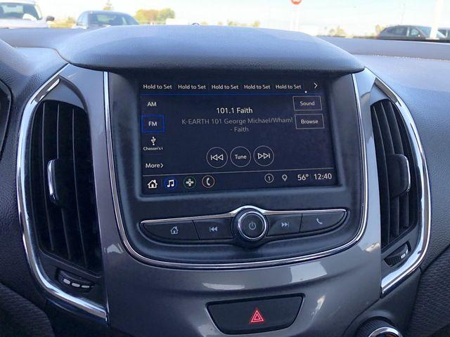 2019 Chevrolet Cruze 4dr Sdn LS