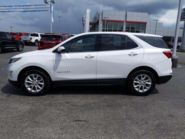 2019 Chevrolet Equinox FWD 4dr LT w/1LT