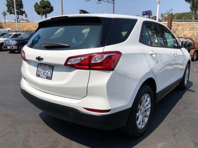 2019 Chevrolet Equinox FWD 4dr LS w/1LS