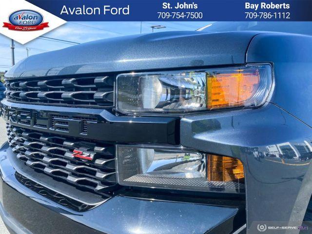 2019 Chevrolet Silverado 1500 New Crew Cab 4x4 Custom Trail Boss / Short Box