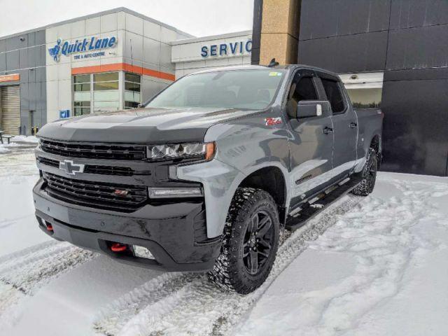 2019 Chevrolet Silverado 1500 LT Trail Boss   UP TO $10,000 CASH BACK O.A.C