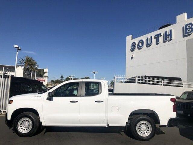 2019 Chevrolet Silverado 1500 2WD Double Cab 147 Work Truck