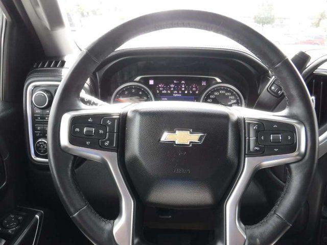 2019 Chevrolet Silverado 1500 LTZ