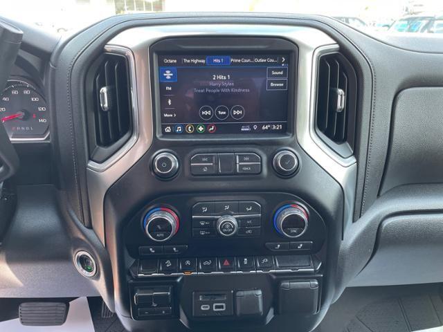 2019 Chevrolet Silverado 1500 4WD Crew Cab 147 LT