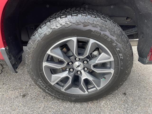 2019 Chevrolet Silverado 1500 4WD Crew Cab 147 RST