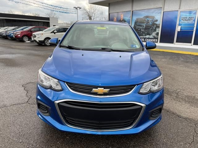 2019 Chevrolet Sonic 4dr Sdn Auto LS