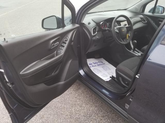2019 Chevrolet Trax FWD 4dr LS