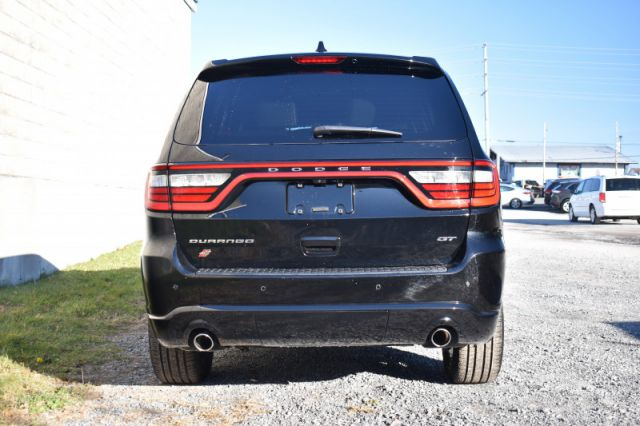 2019 Dodge Durango GT  AWD| 3RD ROW | LEATHER | NAV | DUAL CLIMATE | BACK UP CAM |