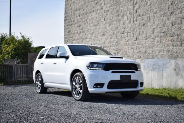 2019 Dodge Durango R/T  AWD|3RD ROW | LEATHER | POWER LIFT GATE | HEATED FRONT & RE