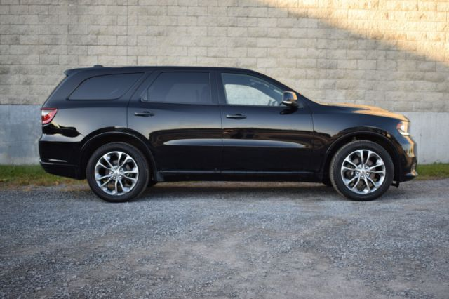 2019 Dodge Durango R/T  AWD | RADAR RED NAPPA LEATHER