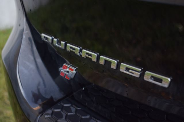2019 Dodge Durango R/T  AWD | RADAR RED NAPPA LEATHER