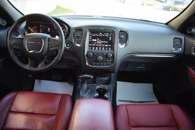 2019 Dodge Durango R/T  AWD   RADAR RED NAPPA LEATHER