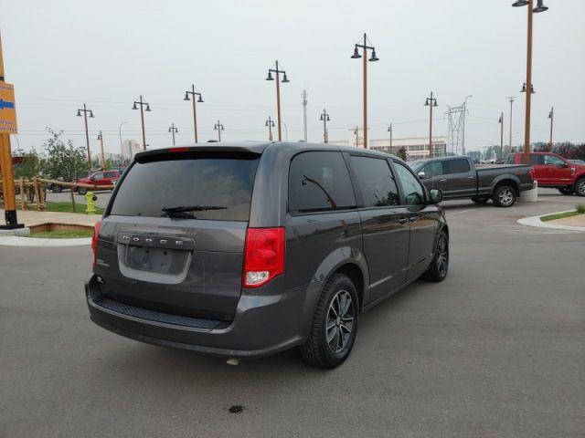 2019 Dodge Grand Caravan SXT Premium Plus  BLACK EDITION SXT PREMIUM PLUS