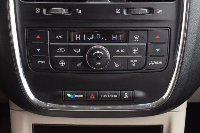2019 Dodge Grand Caravan Crew Plus  - Leather Seats