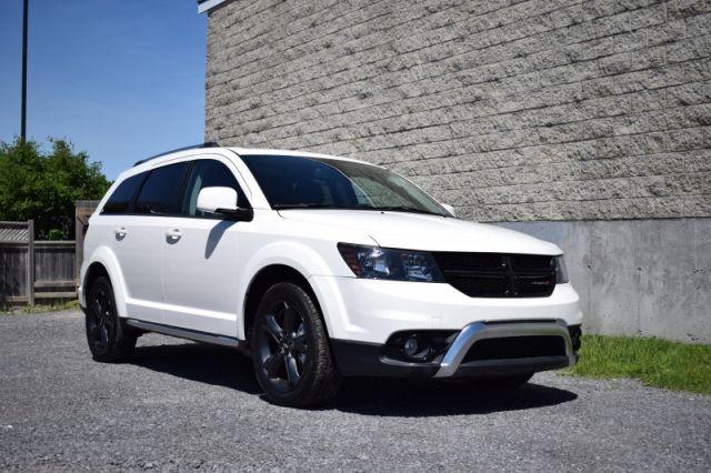 2019 Dodge Journey Crossroad  - Leather Seats - $175 B/W