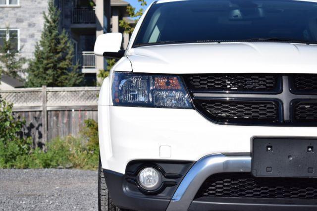 2019 Dodge Journey Crossroad  - Leather Seats - $184 B/W