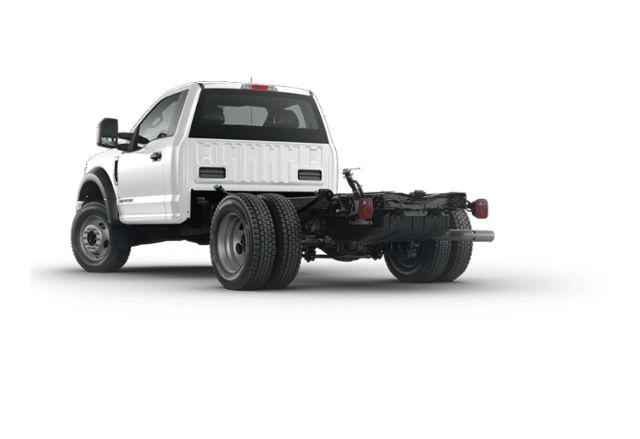 2019 Ford Chassis Cab F-550 XL
