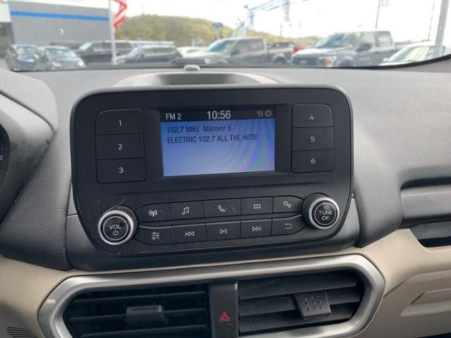 2019 Ford EcoSport S 4WD