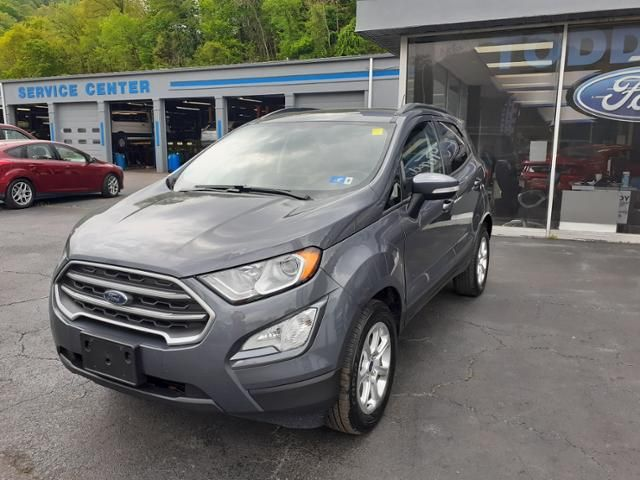 2019 Ford EcoSport SE 4WD