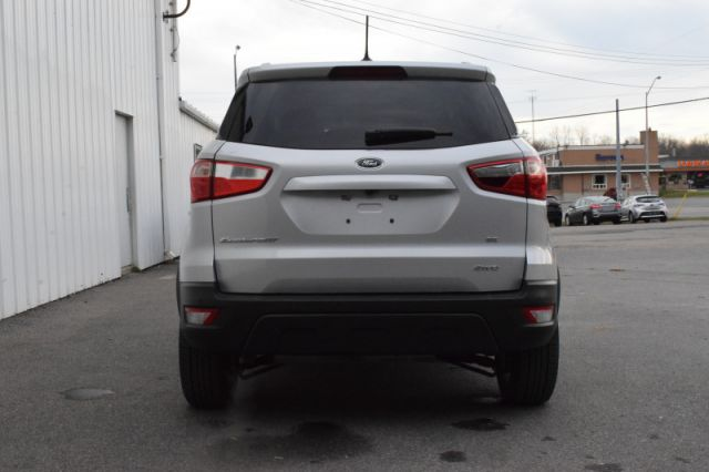 2019 Ford EcoSport SE 4WD    NAV   TOUCH SCREEN  