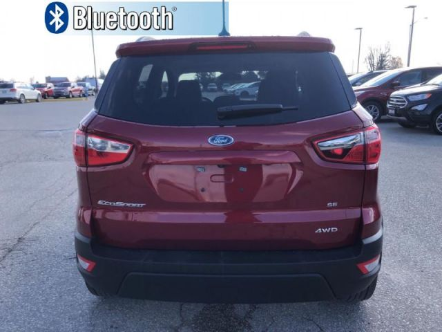 2019 Ford EcoSport SE  - Sunroof -  Navigation