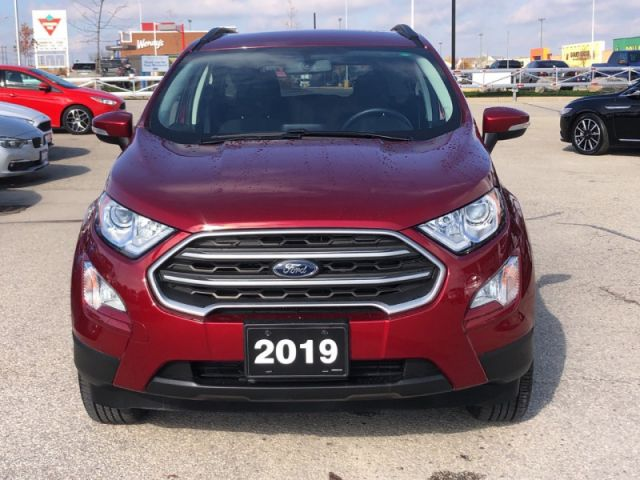2019 Ford EcoSport SE  CPO Vehicle, 2.9% Financing up to 36 months OAC - Sunroof -