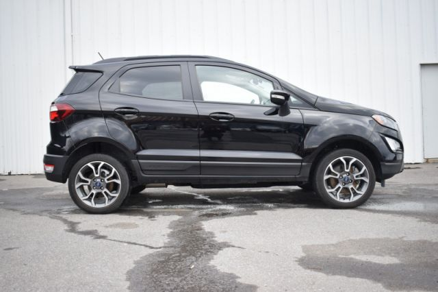 2019 Ford EcoSport SES 4WD  | NAV  | LEATHER |