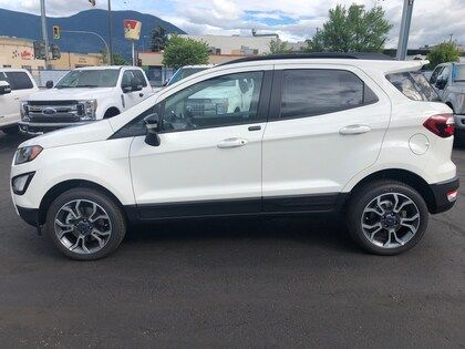 2019 Ford EcoSport SES