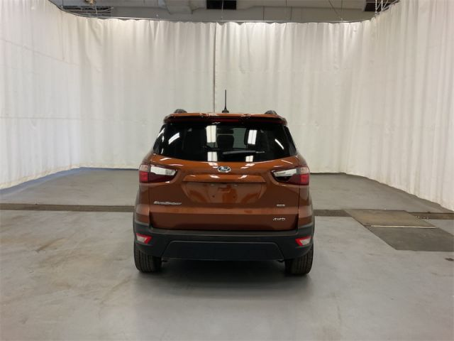 2019 Ford EcoSport SES 4WD   CERTIFIED PRE-OWNED