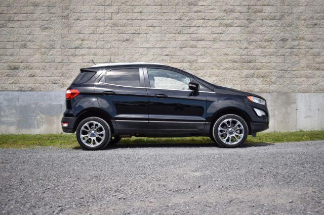 2019 Ford EcoSport Titanium 4WD  | AWD | LEATHER