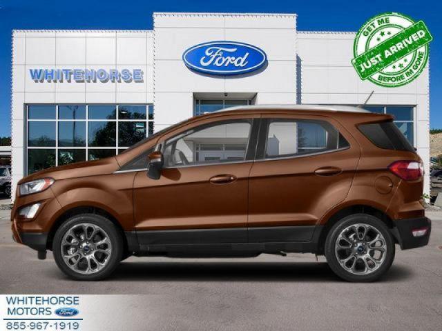 2019 Ford EcoSport Titanium 4WD  - Leather Seats - $148 B/W