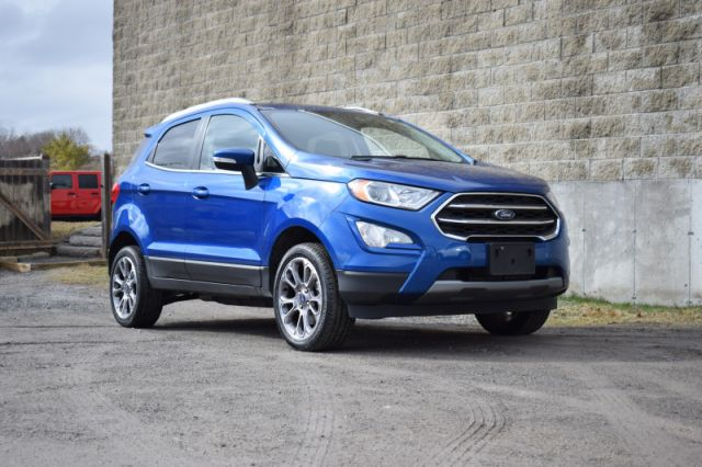2019 Ford EcoSport Titanium 4WD  | HEATED SEATS | TOUCH SCREEN |