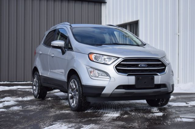 2019 Ford EcoSport Titanium 4WD  | 4WD | LEATHER