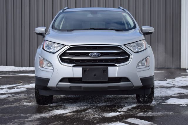 2019 Ford EcoSport Titanium 4WD  | LEATHER | TOUCH SCREEN |