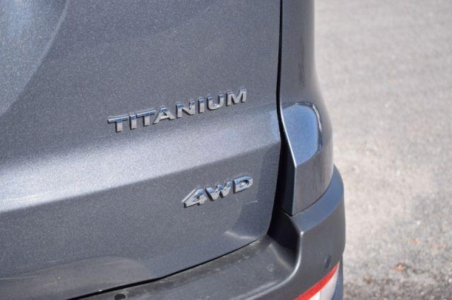 2019 Ford EcoSport Titanium 4WD  - Leather Seats - $149 B/W