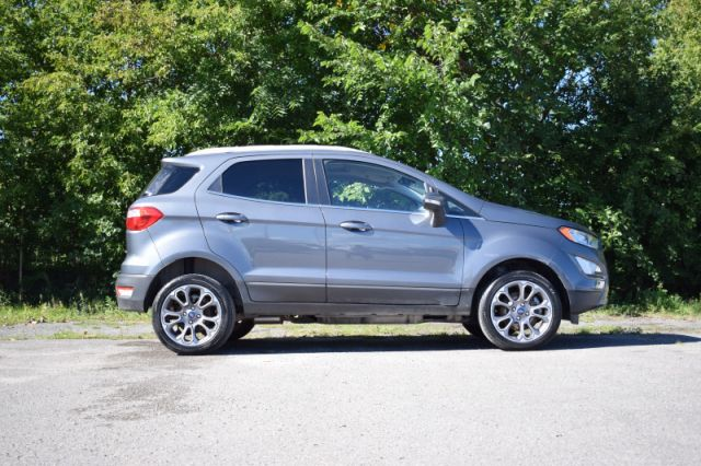 2019 Ford EcoSport Titanium 4WD  AWD | LEATHER