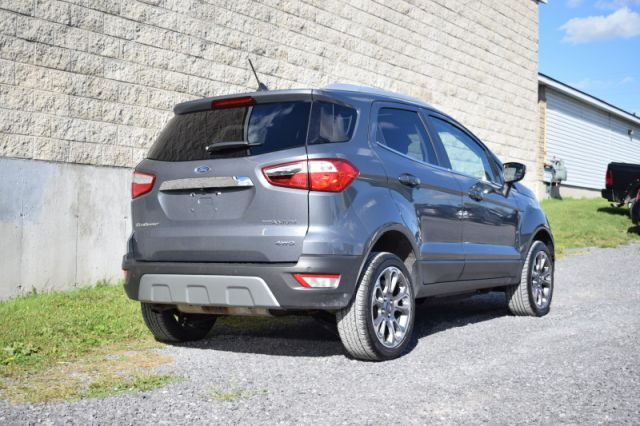 2019 Ford EcoSport Titanium 4WD  - Leather Seats