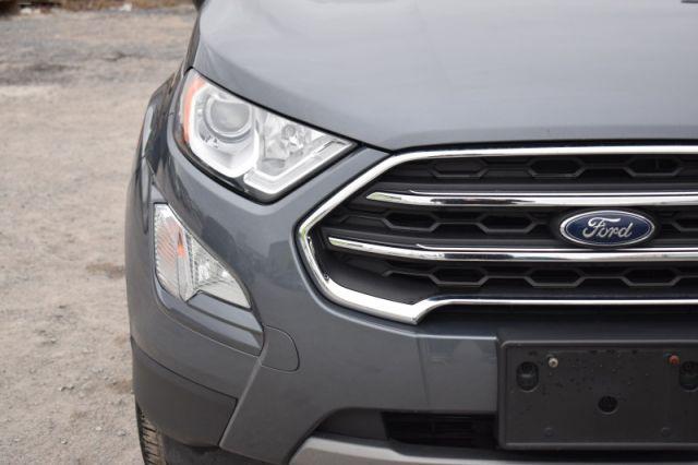 2019 Ford EcoSport Titanium 4WD  | LEATHER | NAV |