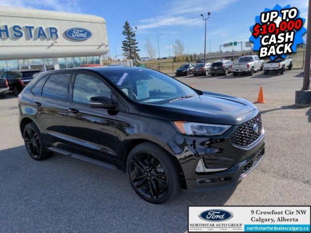 2019 Ford Edge ST AWD  - $252 B/W