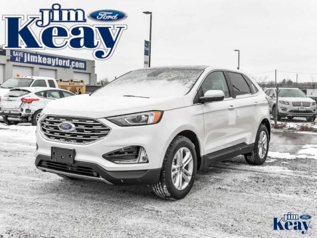 2019 Ford Edge SEL AWD  Demo - Heated Seats -  Remote Start