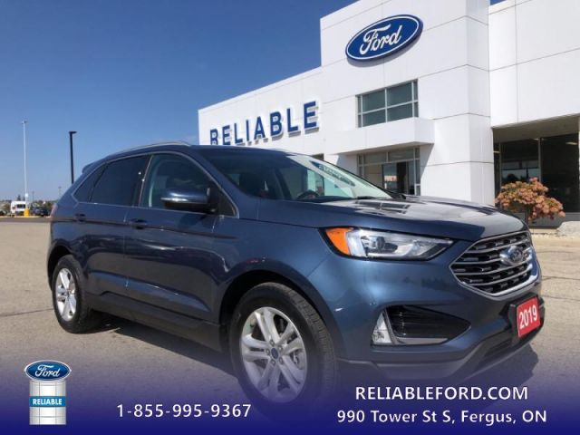 2019 Ford Edge SEL  Navigation- Remote Start- Heated Seats-Adaptive Cruise Cont