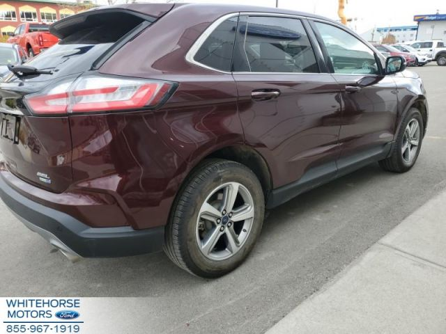 2019 Ford Edge SEL AWD  - $222 B/W