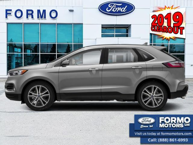 2019 Ford Edge SEL AWD  - Sunroof - Activex Seats