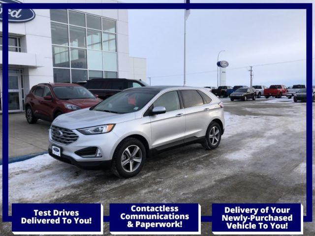 2019 Ford Edge SEL AWD  - Certified