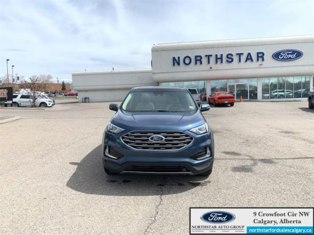 2019 Ford Edge SEL AWD  |MOONROOF| COLD WEATHER PKG| SEL| ACTIVEX| - $195 B/W