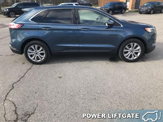 2019 Ford Edge Titanium AWD  - Heated Seats -  Power Tailgate - $273 B/W