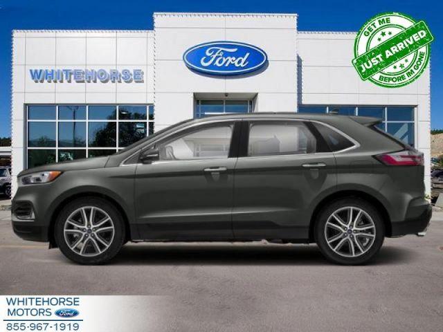 2019 Ford Edge Titanium AWD  - $202 B/W - Low Mileage