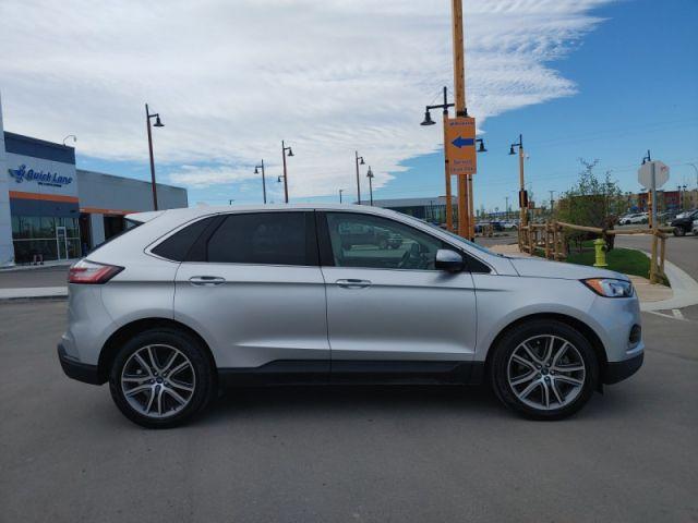 2019 Ford Edge Titanium AWD   - LOADED -  TITANIUM+ - $279 B/W