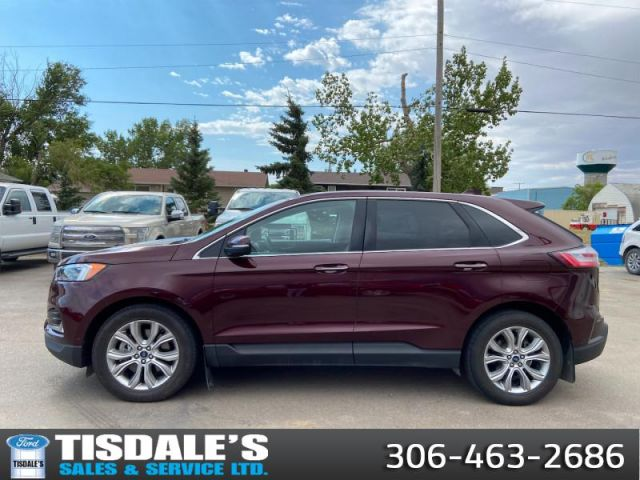 2019 Ford Edge Titanium AWD  - Heated Seats -  Power Tailgate