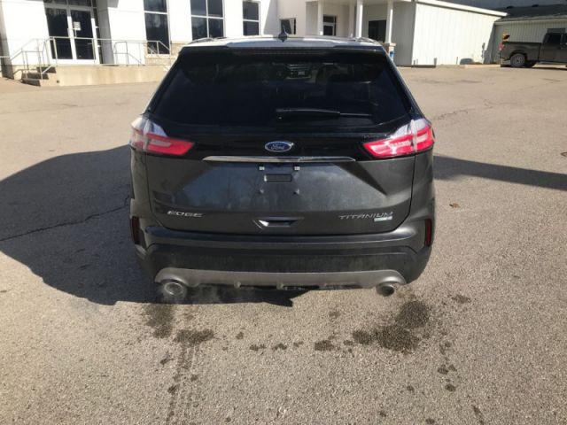 2019 Ford Edge Titanium AWD  - $254 B/W